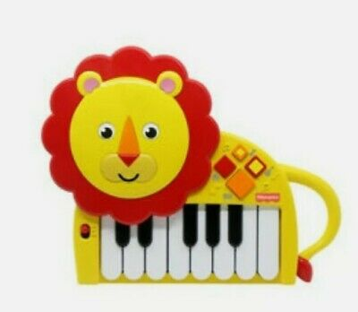 £1.99 • Buy Fisher Price Mini Lion Piano, Play And Listen To Songs, Musical Toy - Brand New