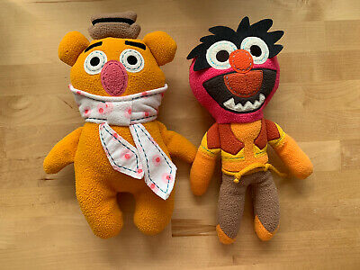 £0.99 • Buy Muppet Pook A Looz - Animal And Fozzy Bear