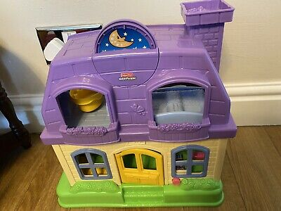 £4.20 • Buy Fisher Price Little People Night & Day House WORKING