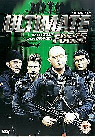 £2 • Buy Ultimate Force - Series 1 - Episodes 1 To 6 (DVD, 2003, 2-Disc Set)