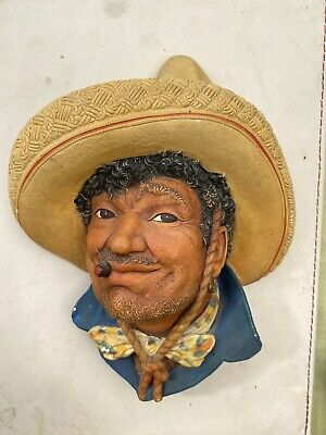 £8.50 • Buy Bosson Chalk Head Mexican Pancho 1960