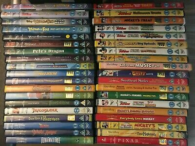 £2.42 • Buy Disney Animated DVDs Various Titles Choose From List Lot 2