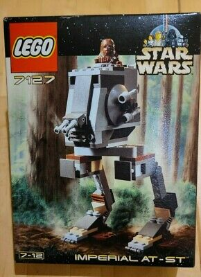 £69.99 • Buy LEGO Star Wars Imperial AT-ST (7127) BNIB MINT Condition