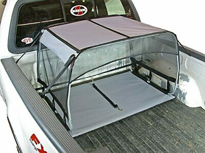 £166.55 • Buy Bushwhacker - K9 Canopy W/ Pad And Tether For Truck Bed Dog Shade Shelter Kennel