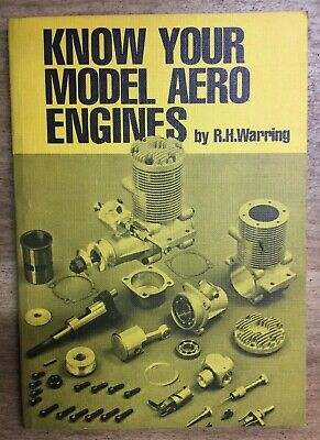 £18 • Buy Know Your Model Aero Engines By R.H. Warring (Paperback, 1979 1st)