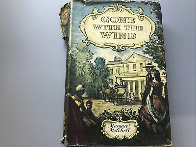 £4 • Buy Gone With The Wind: Reprint Society 1951