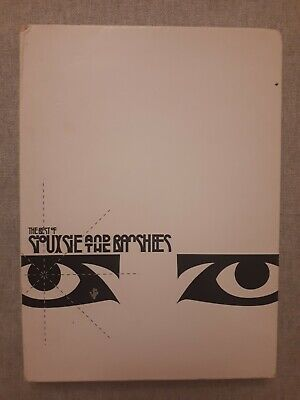 £24.99 • Buy Siouxsie And The Banshees - The Best Of DVD & 2 CDs Sound+Vision Box Set (2004)