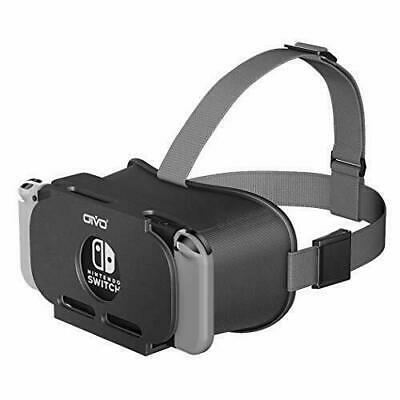 AU45.47 • Buy VR Headset Compatible With Nintendo Switch & Nintendo Switch OLED Model OIVO 3D