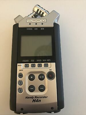 £27.05 • Buy ZOOM H4n 4-Channel Handy Digital Recorder FOR PARTS ONLY