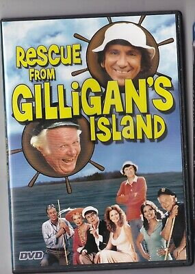 £3.93 • Buy Rescue From Gilligan's Island DVD Movie