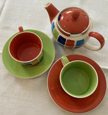 £1.70 • Buy Whittard Of Chelsea Teapot And Cups