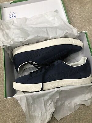 £50 • Buy Puma Clyde Frosted MenTrainers Size UK 9.5 EUR 44