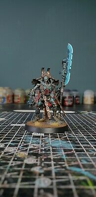 £7.10 • Buy Necron Overlord, Warhammer 40k, Painted.