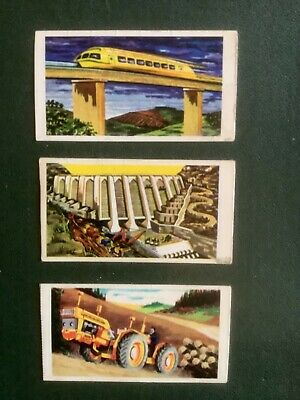 £1.50 • Buy Lyons Maid - Space Age Britain 1968 - 3 Cards Nos. 10,16 & 32 Good+ Cond