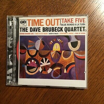 £3.50 • Buy Dave Brubeck Quartet Time Out CD, Very Good Condition