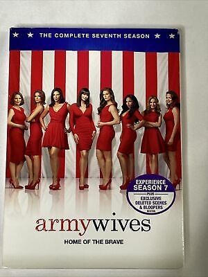 £7.55 • Buy Army Wives: The Complete Seventh Season [Used Very Good DVD] 3 Disks