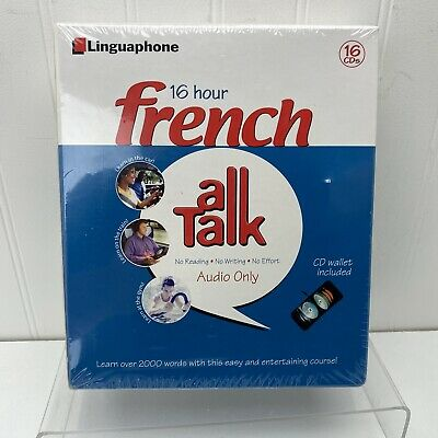 £25.45 • Buy Linguaphone All Talk French: Levels 1 & 2 By Giggins, Paul CD-Audio Book