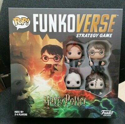 £9.99 • Buy Harry Potter Pop! Funkoverse Strategy Game - Brand New In Box