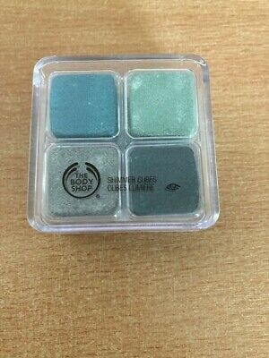 £15 • Buy Body Shop Shimmer Cubes Palette - Shade: 22 Sealed   ** FREE POSTAGE **