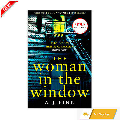 AU12.79 • Buy The Woman In The Window - Paperback Book - BRAND NEW - FAST FREE SHIPPING AU