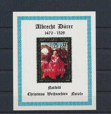 £0.72 • Buy LO41437 Chad Gold Foil D�rer Art Paintings Good Sheet MNH