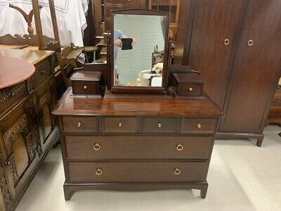 £175 • Buy Stag Minstrel Seven Dressing Chest Of Drawers