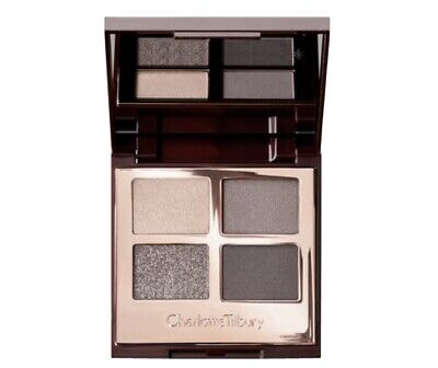 £16.99 • Buy Charlotte Tilbury 'The Rock Chic' Luxary Eye Palette