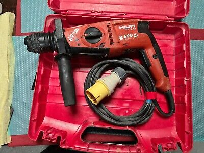 £99.99 • Buy HILTI TE 2-M 02 110v  Sds + Hammer Drill SDS Plus Fully Working 171