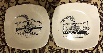 £15 • Buy Midwinter Stylecraft Terence Conran Paddle Steamer Small Dishes