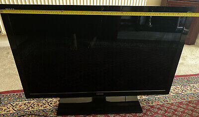 """£95 • Buy Toshiba Regza 42"""" Model 42SL738B LCD HD Tv With Remote (collection Only)"""