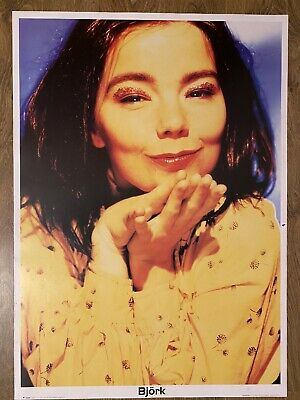 """£35 • Buy Björk 25"""" X 36"""" Mint Condition 1995 Photo By Kevin Westenberg. GB Poster Print."""