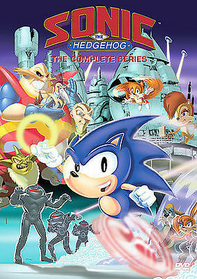 £65.84 • Buy Sonic The Hedgehog - The Complete Series - UNOPENED