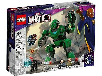 £29.97 • Buy Lego 76201 Captain Carter & The Hydra Stomper - Marvel Studios What If - 6345870