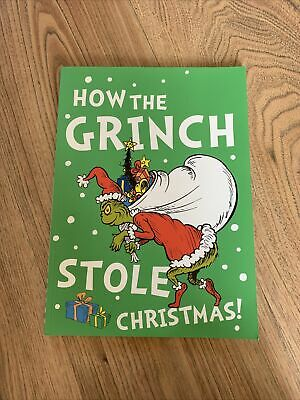 £6.50 • Buy How The Grinch Stole Christmas Book