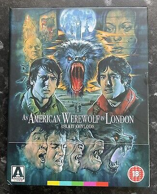 £27 • Buy An American Werewolf In London Blu Ray Box Set Collectors Edition