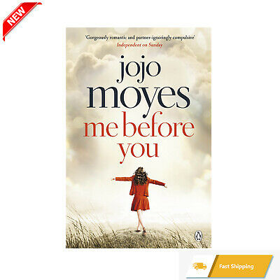 AU15.85 • Buy Me Before You By Jojo Moyes | Paperback Book | BRAND NEW FAST FREE SHIPPING NEW