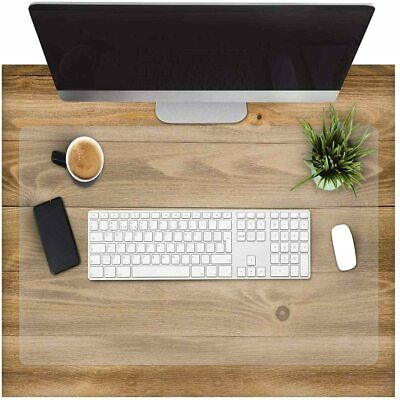 £13.39 • Buy Clear Desk Pad Office Mat Waterproof Non-Slip Table Protector Laptop 80x40cm