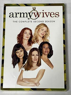 £6.97 • Buy Army Wives: The Complete Season 2 DVD Set 5 Discs