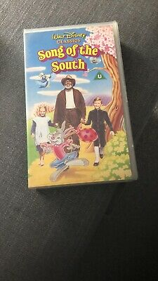 £49.99 • Buy Song Of The South VHS Video - Rare Walt Disney Classics Collectable PAL