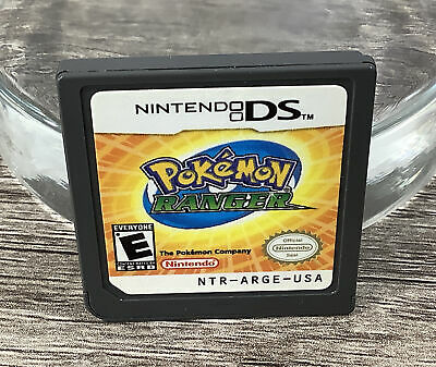 $22.87 • Buy Pokemon Ranger (Nintendo DS, 2006) Cartridge Only, Tested And Works