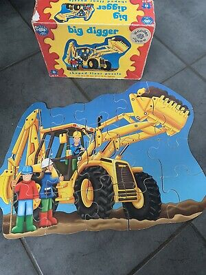 £3.50 • Buy Childrens Digger Puzzle Orchard Toys