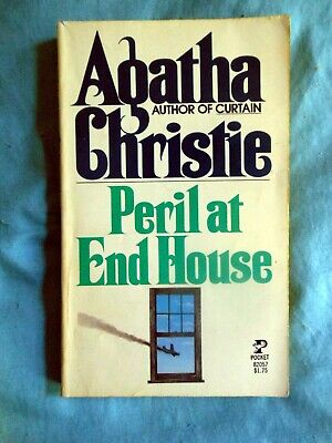 £7.19 • Buy Agatha Christie Paperback Book 1957  Peril At End House  Excellent Condition