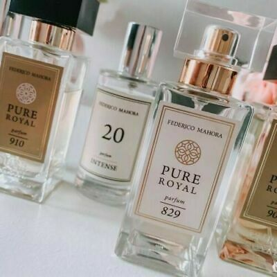 £14 • Buy FM Fragrance Womens And Mens By Federico Mahora. Price Drop! Read Description