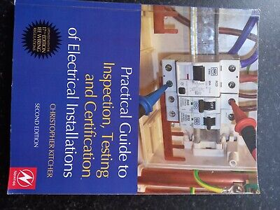 £3 • Buy Practical Guide To Inspection Testing Certification Text Book Of Electrical...