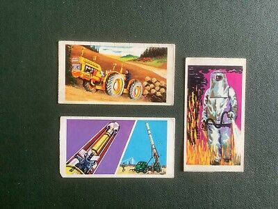 £1.50 • Buy Lyons Maid - Space Age Britain 1968 - 3 Cards Nos. 10,29 & 31 Good+ Cond