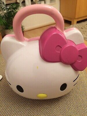 £7.99 • Buy Hello Kitty Jewellery Box With Handle  Sold As Seen On Photo Pull Out Draw