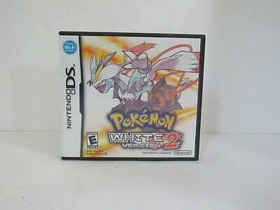 $129.99 • Buy Pokemon White Version 2 (Nintendo DS, 2012) AUTHENTIC Tested Cartridge And Case