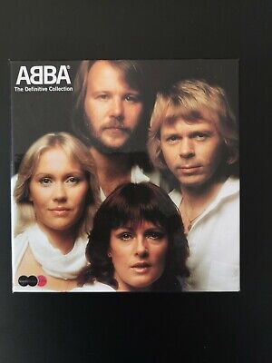 £15 • Buy ABBA - The Definitive Collection - 2 CD 1 DVD Box Set