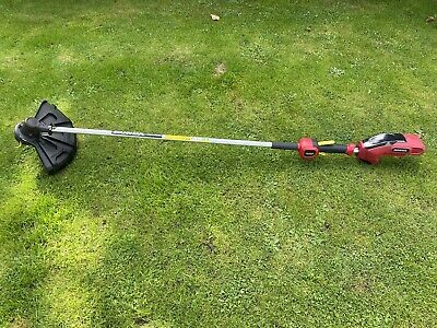 £100 • Buy 2016 Honda HHTE 38 BE Electric Battery Grass Strimmer Lawn
