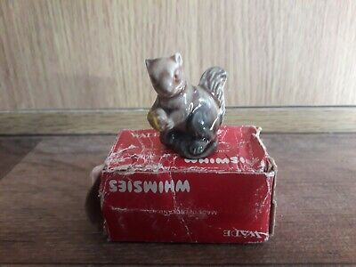 £1.97 • Buy Wade English Whimsie, Set 5, Squirrel, 1974, Boxed.